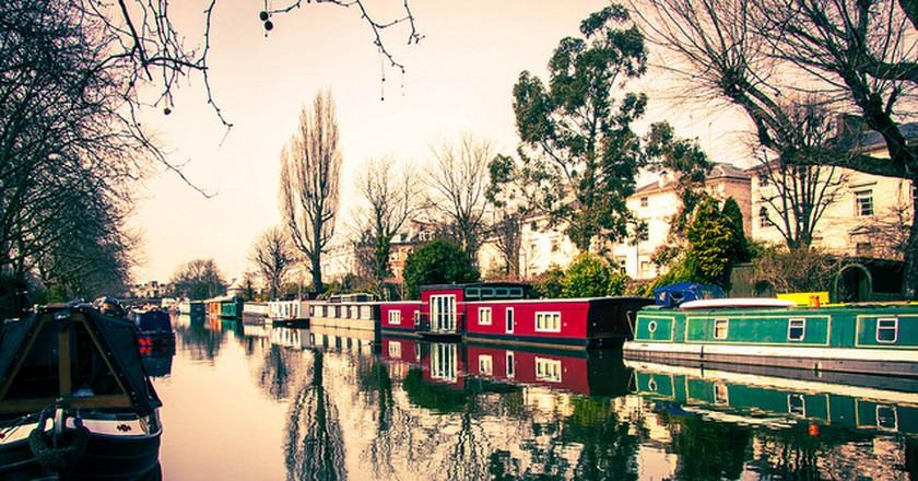 Little Venice ❘ © Adrian Scottow /Flickr