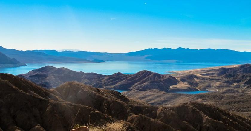 Hiking Lake Mead NRA