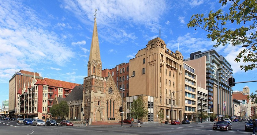 North Terrace, Adelaide | © Adam JWC/Wikimedia Commons
