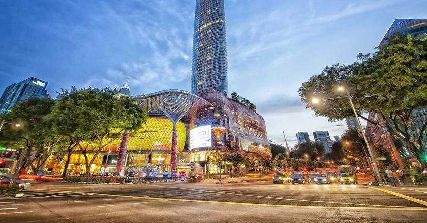 Orchard Road, Singapore   © chensiyuan/WikiCommons