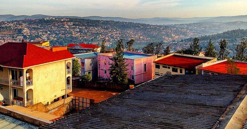 Sunrise over Kigali, Rwanda   © Mighty Travels/Flickr