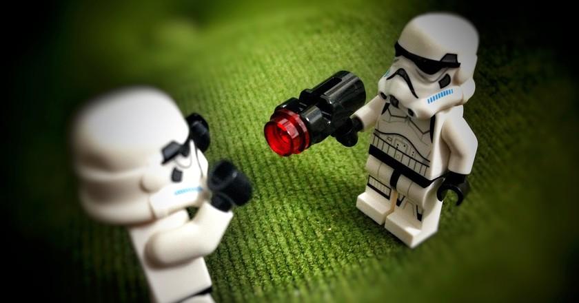 Lego Stormtroopers | © aldobarquin/Pixabay