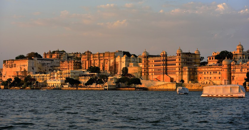 where is udaipur in india