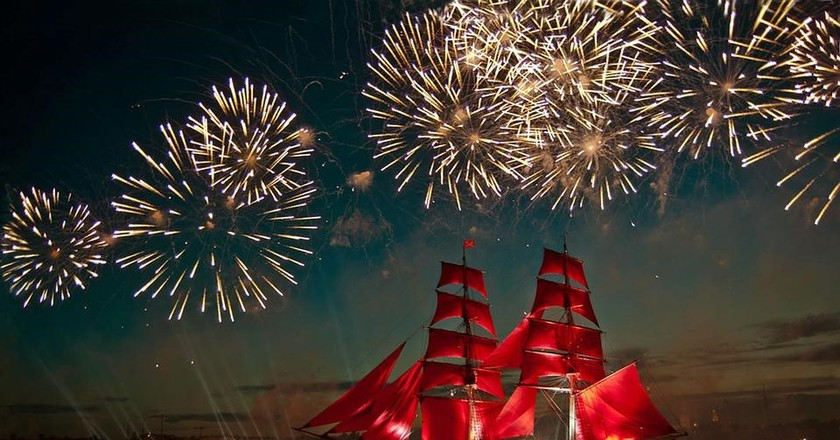 Russia's Top Annual Celebrations