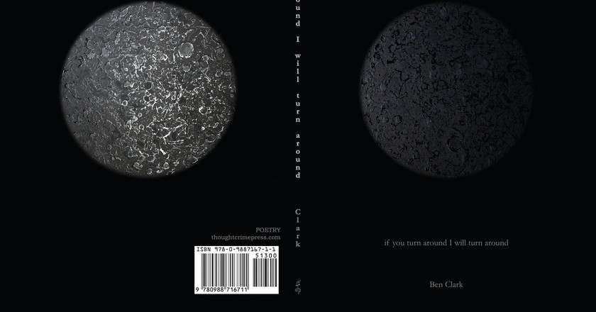 cover of if you turn around I will turn around | © Thoughtcrime Press