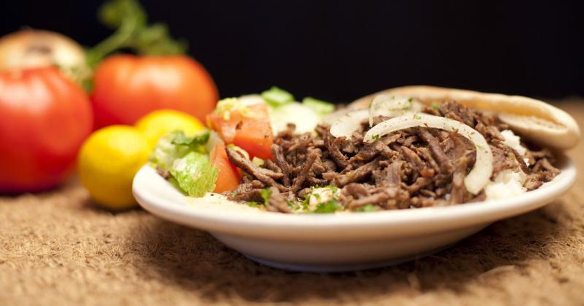 Shawarma   © Vera Yu and David Li/Flickr