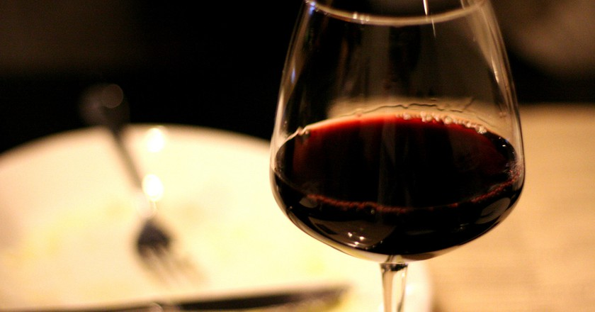 Red Wine | © Jing/Flickr
