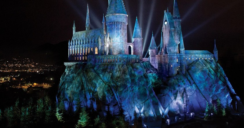 The Wizarding World in Los Angeles | © Universal Studios
