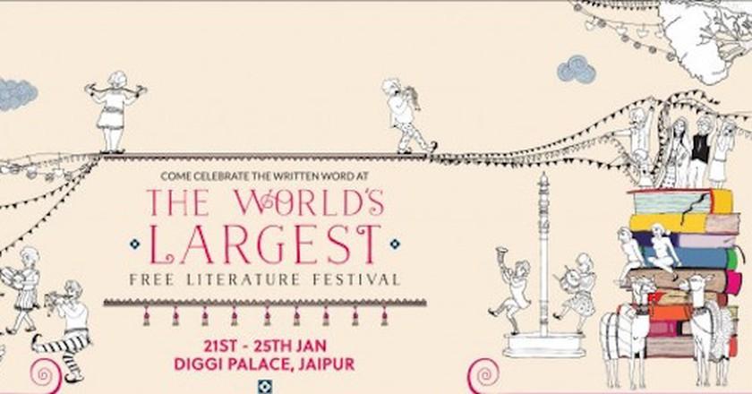 The world's largest free literature festival | © ZEE Jaipur Literature Festival