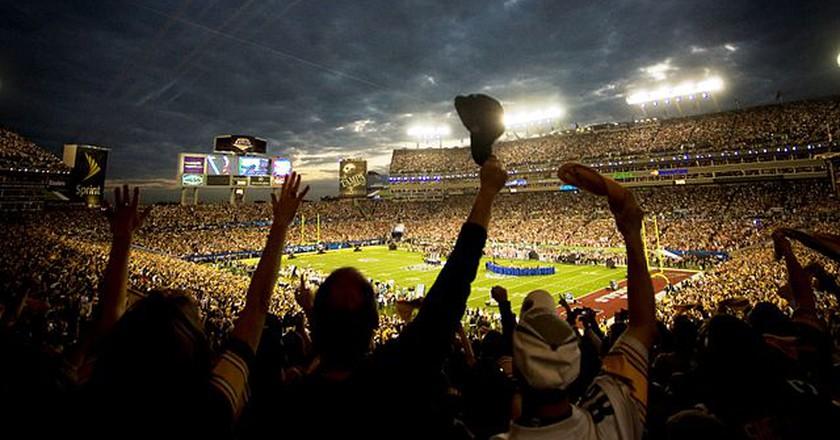 Super Bowl | ©WikiCommons