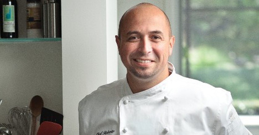 Chef Roberto Martin of eLOVate