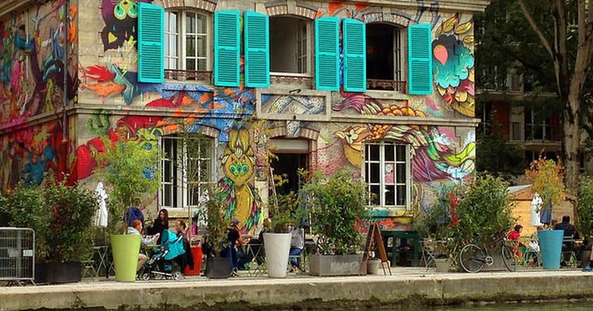 Le Pavillon des Canaux   © Reglissou/Flickr