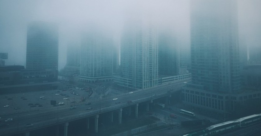 Creepy Urban Legends And Myths In Toronto
