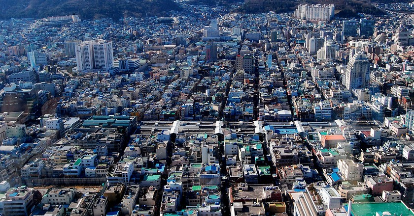 Busan | © Jrwooley6/Flickr