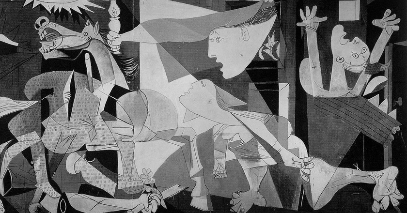 Guernica by Picasso | © Mark Barry / Flickr