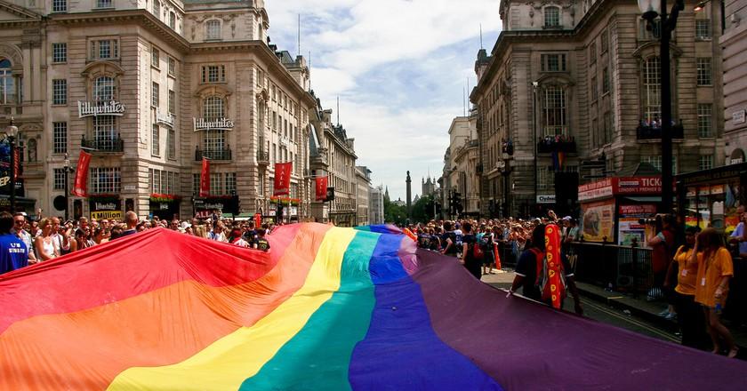 London Pride | © Colm Howard-Lloyd/Flickr
