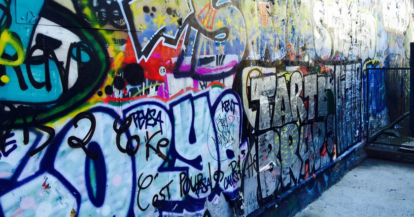 The Most Eye-Catching Graffiti In Paris