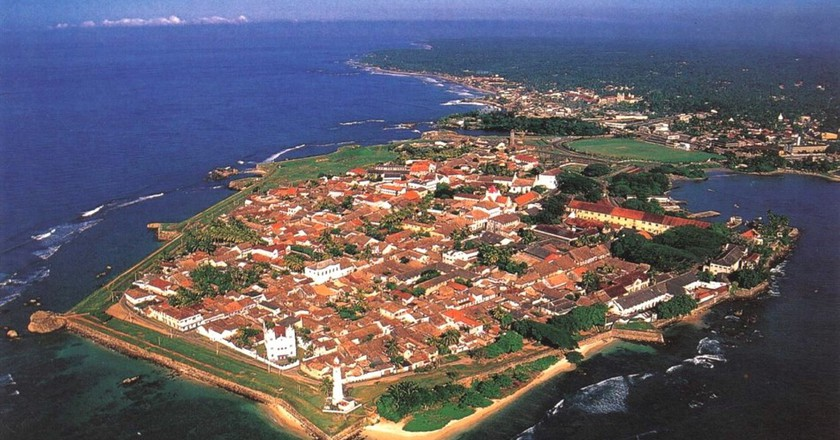 Galle | © GalleMediaWorks/WikiCommons