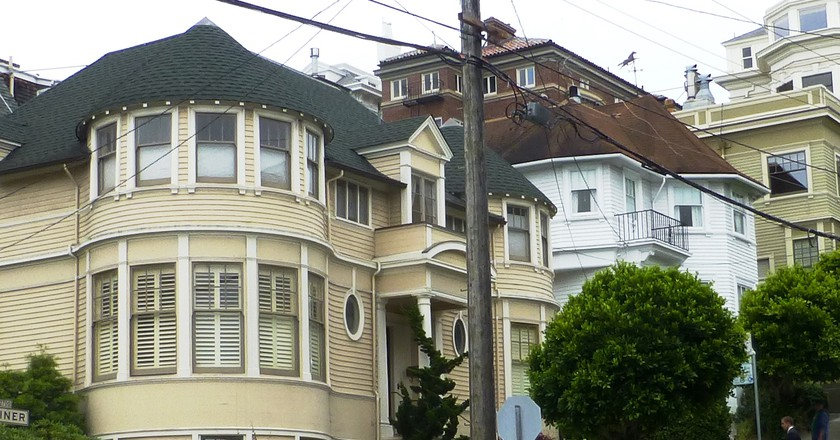 Mrs. Doubtfire house (c) Wikipedia