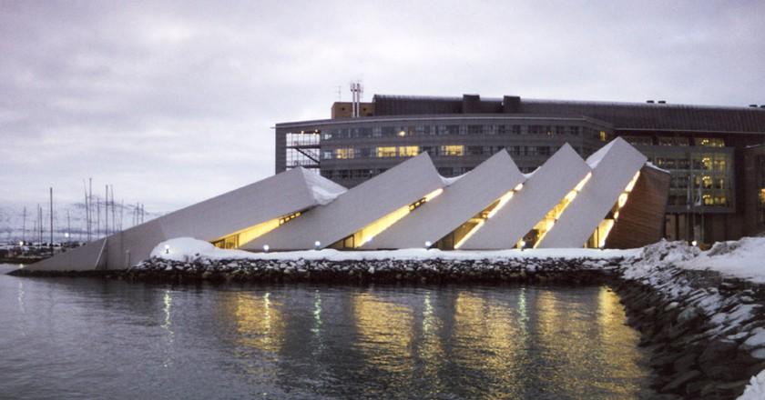 Polaria_Tromsø   © Kjetil R/WikiCommons