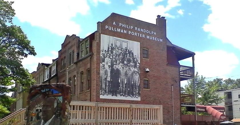 A. Philip Randolph Pullman Porter Museum | © Alanscottwalker/WikiCommons