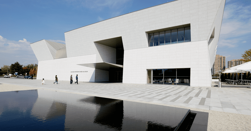 Exterior, Aga Khan Museum | © The Aga Khan Museum, 2016 | Photo: Janet Kimber