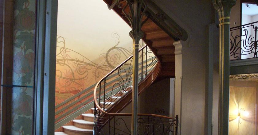 Victor Horta: Belgium's Greatest Art Nouveau Architect