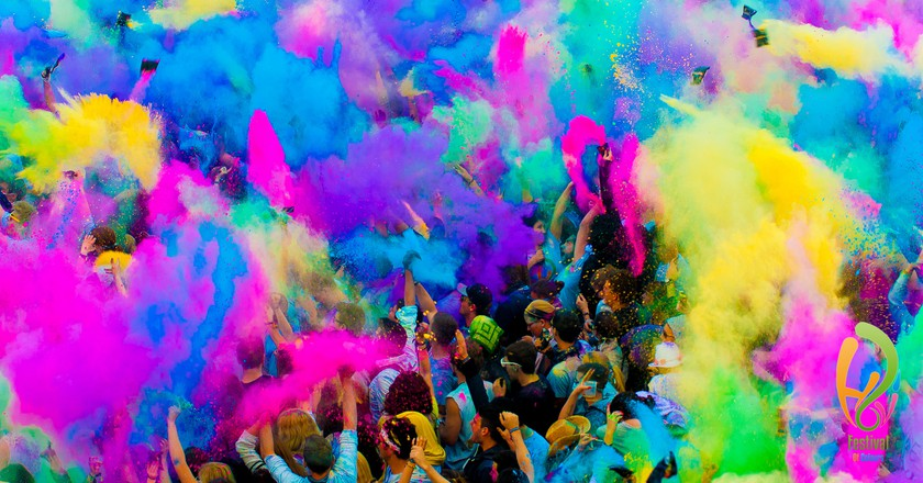 Holi Festival | Courtesy of Holi Festival