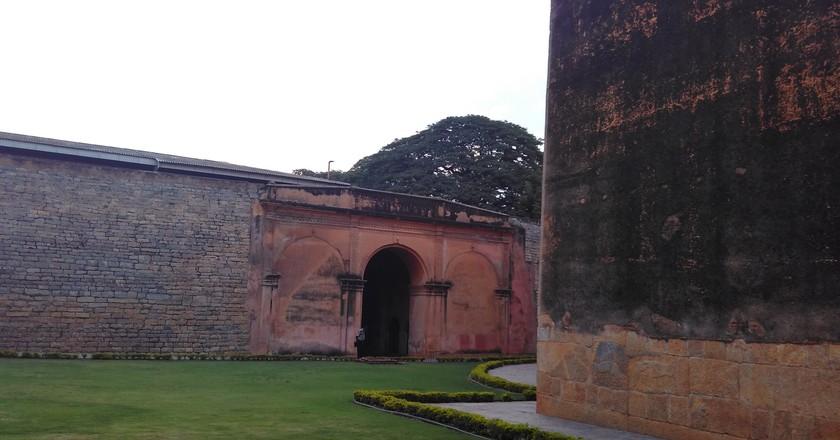 Bangalore Fort    © Annu Kaushik