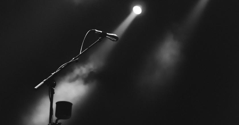 Microphone pic  © Oscar Keys/Unsplash