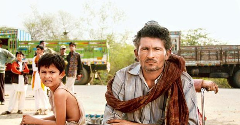 The Good Road  |  © National Film Development Corporation of India