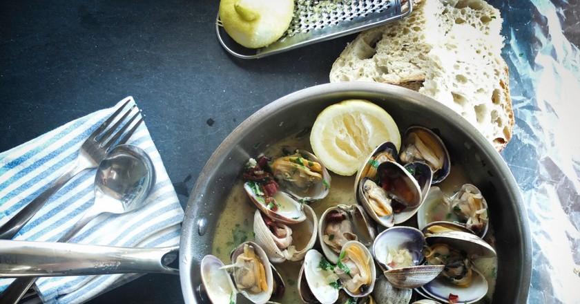 Seafood Meal | © Adrien Sala/Unsplash