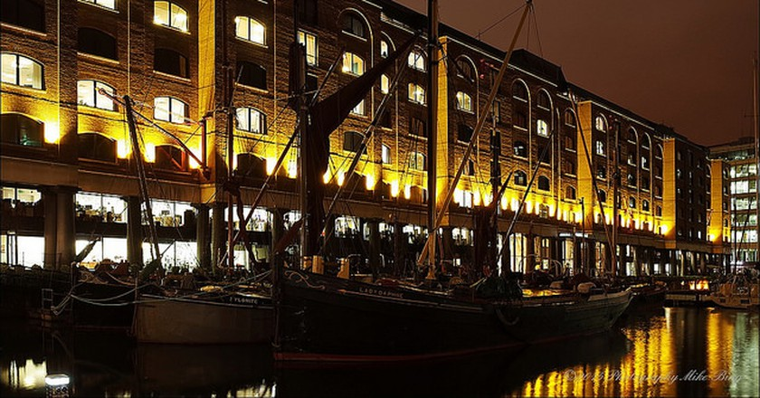 St Katharine Docks | © Mike Bing/Flickr