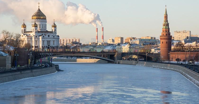 The Kremlin | © Pixabay