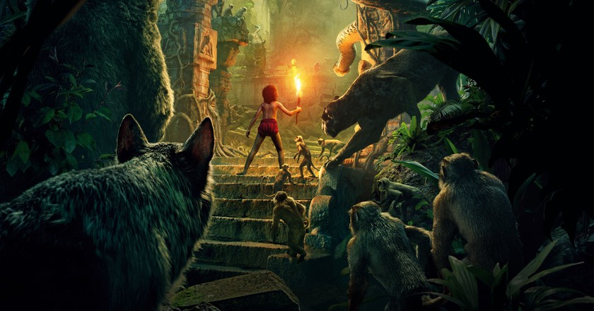 The Jungle Book Official Poster | © Walt Disney Pictures