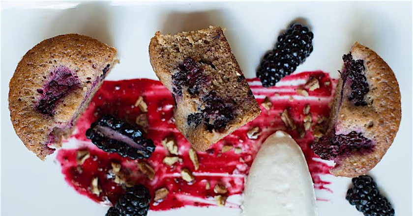 Blackberry Muffin | © Mise En Place