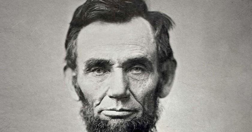 Abraham Lincoln | © Alexander Gardner/WikiCommons