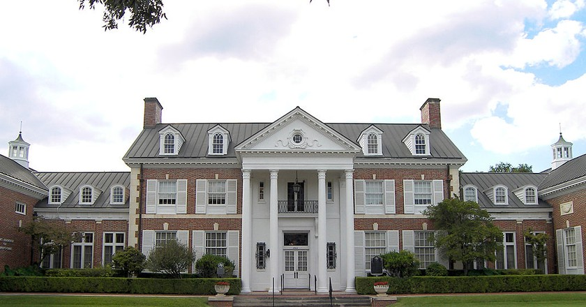 Texas Federation of Women's Clubs Headquarters   © Larry D. Moore/WikiCommons