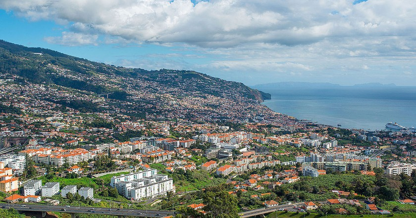Funchal panorama   © Bengt Nyman/WikimediaCommons