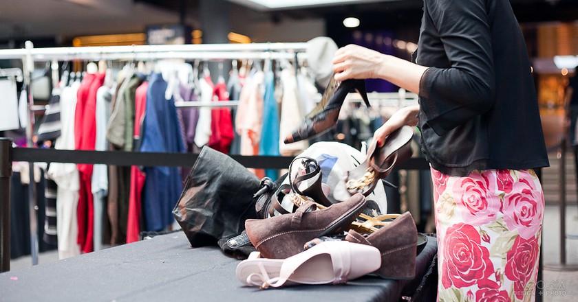 Mädelsflohmarkt : Get It While It's Cheap
