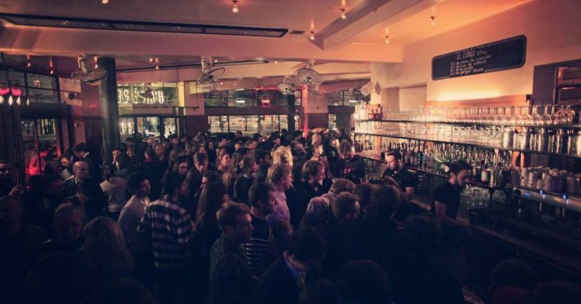 Lively evenings at Café Belga | Courtesy of Café Belga