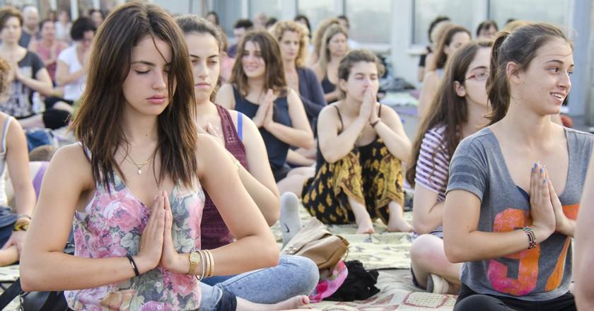 Yoga In Israel: A Surprising Hotspot