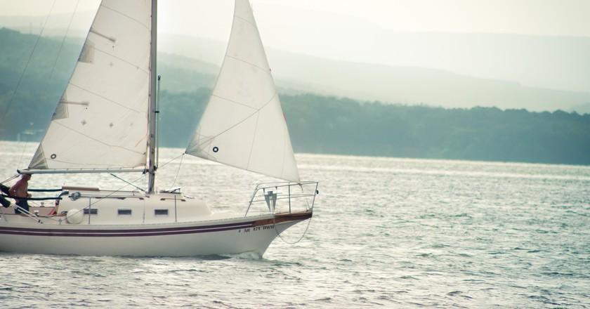 Sailboat | © MarLeah Cole/Flickr