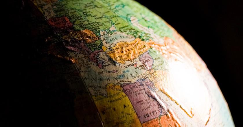 Old Globe | © Kenneth Lu/Flickr