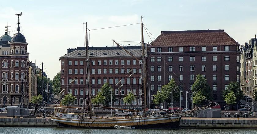 Helsinki, Finland   Courtesy of Schooner Valborg