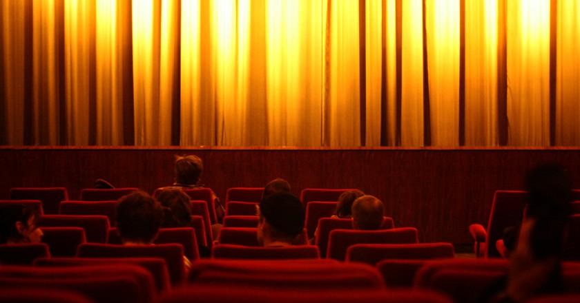Movie Theater General Image © Blondinrikard Fröberg/Flickr