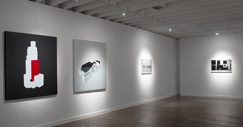 Gallery view of Alberto Lezaca: According to the matter at Alejandra von Hartz Gallery | Courtesy of  Alejandra von Hartz Gallery