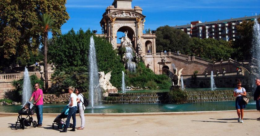 Parc de la Ciutadella | © Harvey Barrison/Flickr