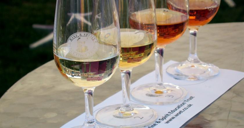 Wine Tasting   © Leon Brocard / Flickr
