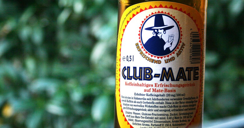 Berlin And Club-Mate: A Buzzing Duo